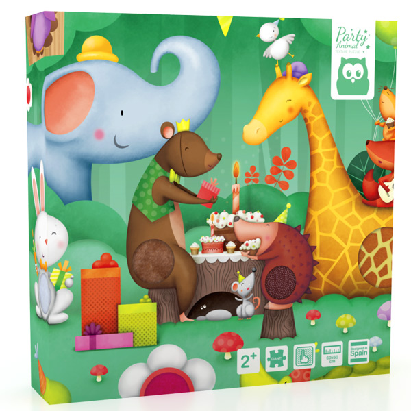 puzzle-texturas-party-animal